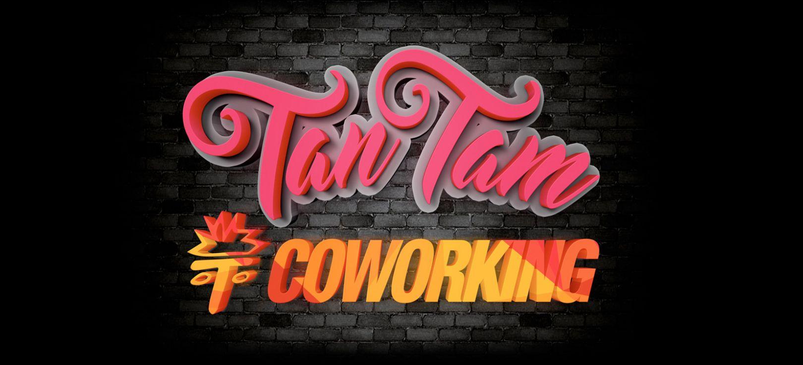 Logo Tan Tam Coworking