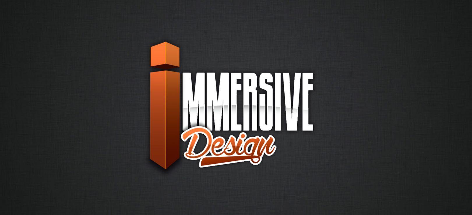 Logo Immersive Design